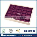 nice look cheap price jewelry tray,jewelry display,jewelry packaging                                                                         Quality Choice