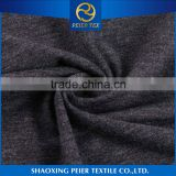 Textile fabrics supplier soft anti static jersey material shirt blend fabric in shirt golf wear fabric