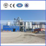 Cement clinker grinding plant construction with low cost