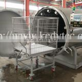 Horizontal Automatical Canned food Steam Retort Machine