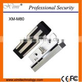 80kg access control door lock electronic magnetic lock 150Lbs NC EM lock XM-M80 With Bracket