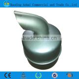 Farm Machinery Part tractor muffler/tractor silencer/exhaust silencer