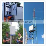 DC24V 48V Solar Power CDMA PCS 850/1900MHz Dual Band Cell Phone Signal Booster Amplifier Repeater