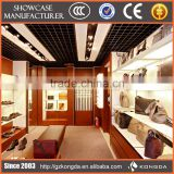 Supply all kinds of l shape showcase,aluminum glass showcase,led showcase glass shelf light