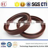 150x180x30 size rear double spring double main lip oil seal bonded seals for main car