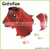 Hot Selling Walking Horse Shape Animal Walking Balloons Foil Custom Large Helium Balloons Promotional Items For 2016