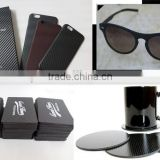 ZYH custom made carbon fiber sunglasses ,carbon fancy eyeglass frames