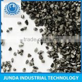 Good toughness angular steel grit for sandblasting