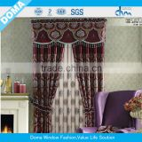 American Style home decor bedroom window curtain