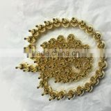 Metal plating metal plating factory in Shenzhen gold 24K gold processing high-grade quality
