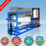 Directly Aluminum Plate Ice Block Making Machine With PLC Program System