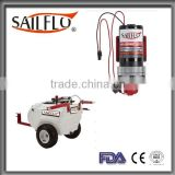 Sailflo 31gallon atv sprayers with boom/sprayer with spray bar/sprayer with spray bar for lawn and garden