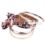 New Style Metal Bangles Set, Set Of Five Bangles, Fashion Bangel Set Of Five