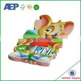New design custom board Child Pop Up Book Printing