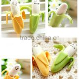 Fancy fruit shape eraser/3d cute eraser/banana eraser
