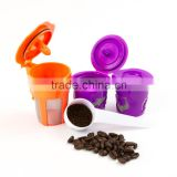 Keurig k-carafe - Reusable, Refillable K Cup - Carafe Keurig Coffee Filter Crafted for K500, K400, K300 and K200 Models