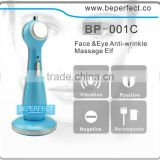 Beperfect Beauty manufacture home use face and eye mini galvanic beauty machine for cosmetic products