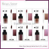 OEM private label long lasting lipgloss high quality waterproof Metallic matte liquid lipstick cosmetics