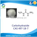 Carbohydrazide CAS 497-18-7 1,3-Diaminourea Carbonic dihydrazide Boiler water treatment