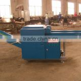 Efficient fabric scrap grinder machine/cotton waste cutting machine/used waste textile recycling machine