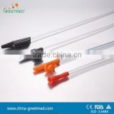 medical pvc suction catheter types