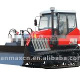 YTO 120 Hp agricultural crawler tractor