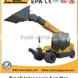 Container Handlers Fork Lifting Equipment