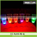 Factory sale liquid active LED Light up wine cup