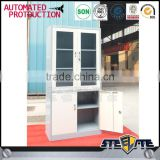 Cold plate 0.7mmT board 4 doors metal file cabinet