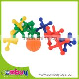 Interesting educational toys kids play plastic puzzle ball
