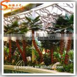 Artificial Outdoor Palm Trees,Artificial Plam Tree Leaves , Outdoor Washington Palm Trees Wholesale