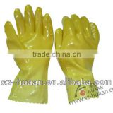 PVC gloves Chemical resistant/alkali resistant/sovent resistant