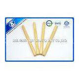 Eco friendly Natural Wood Ball Point Pens , School / Office Ballpoint Pen
