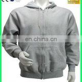 2014 blank cotton zipped hooded jacket,jumper jacket,hoodies - 6 Years Alibaba Experience