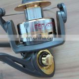 saltwater fishing reel with Aluminum Spool