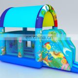 Ocean Theme New Designed Inflatable Combo Games