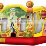 C4 combo,commercial inflatable combo,inflatables C4020