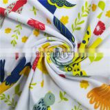 Digital Printed bamboo jersey Fabric For Leggings China Supplier