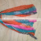 Customized handmade Rayon printed sarongs for girls