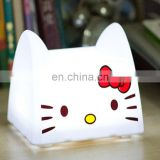 Cute Animal Cartoon Design USB Rechargeable Patted Lights