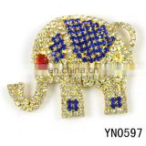 cheap elephant rhinestone light up shoes accessories