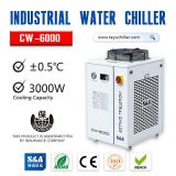 S&A recirculating air cooled chiller CW-6000 with±0.5℃stability