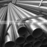 SS400 S235JR A36 Galvanized Steel Pipe