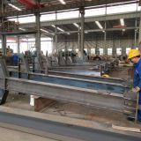 light prefabricated steel structure fabricated warehouse plans