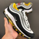Nike Air Max 97 NANM01 For Women/Men in white/black