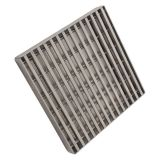 Flat wedge wire sieve screen plate supplier