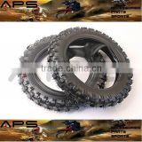 Motorcycle 2.50-10 Off-Road Bike Tire for YAMAHA PW50 PY50 PV50 With Tube