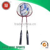 high quality promotional custom top badminton ball badminton racket