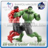 Mini Qute America 26 cm Marvel cartoon Avenger fighting super hero plastic action figures kids collection toys NO.MQ 051