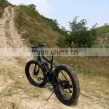2015 best seller 500W 48V electric mountain fat tire bike with lithium battery from China real factory